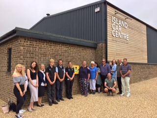 New Public Access Defibrillator in Rookley