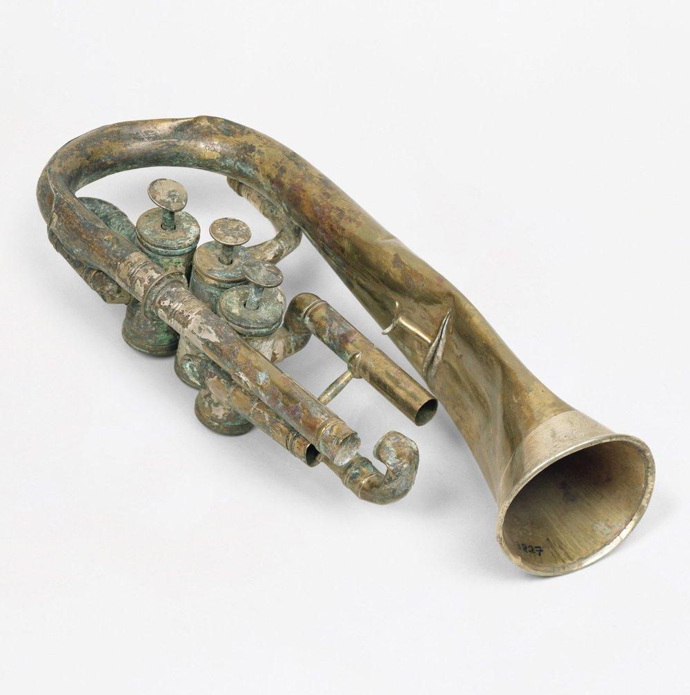 Susan Philipsz,War Damaged Musical Instruments, 2016
