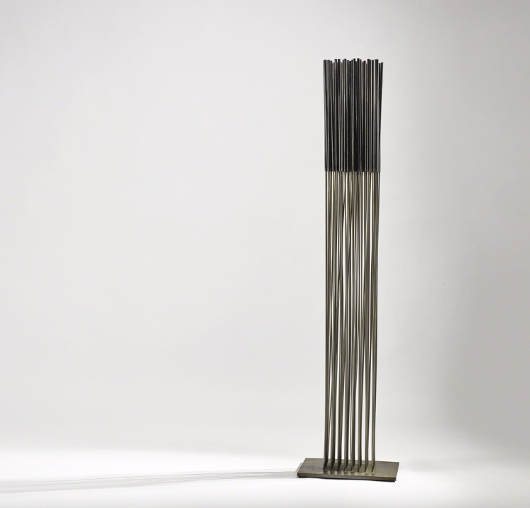 Untitled (Sonambient), circa 1972 Inconel and monel Estimated value: $40,000–$60,000