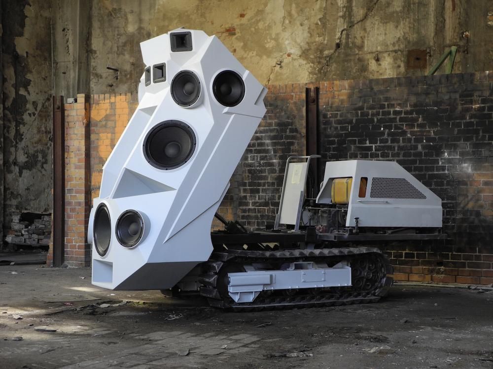 Nik Nowak, Panzer, 2011