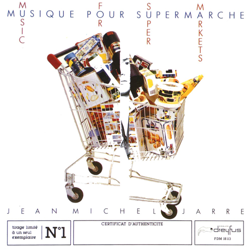 Jean-Michel Jarre, Music For Supermarkets