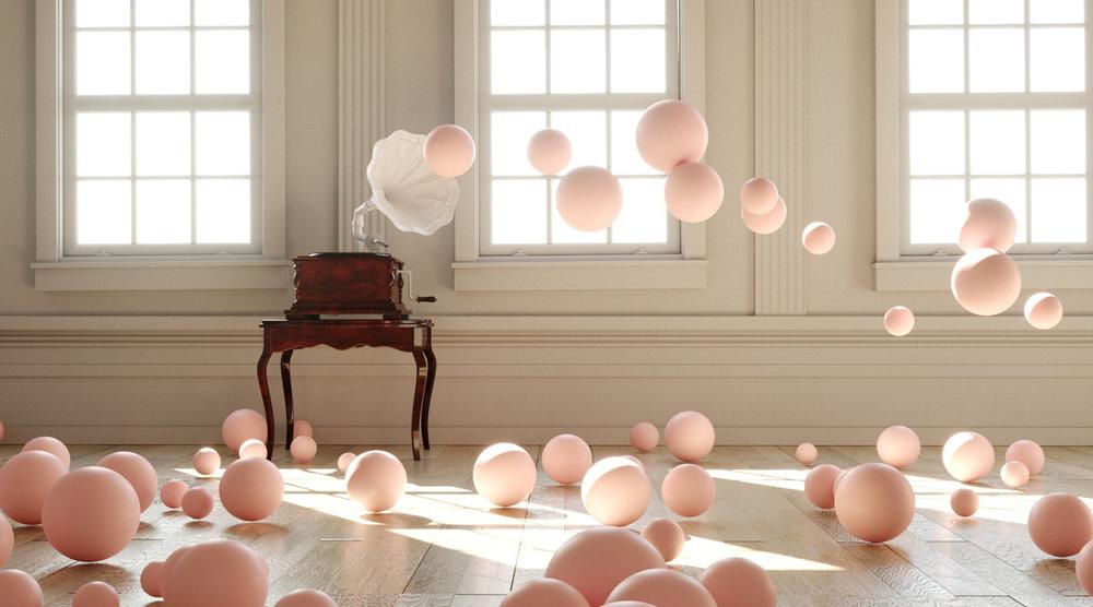 Frederico Picci,Filling Spaces, 2017