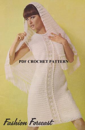 d4d7cf354a33d Vintage Crochet and Knit Patterns - Katnabox Pattern Collection