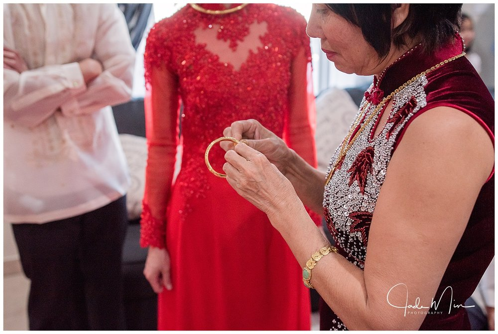 Vietnamese Tea Ceremony, Phoenix Photographer, Wedding Photographer