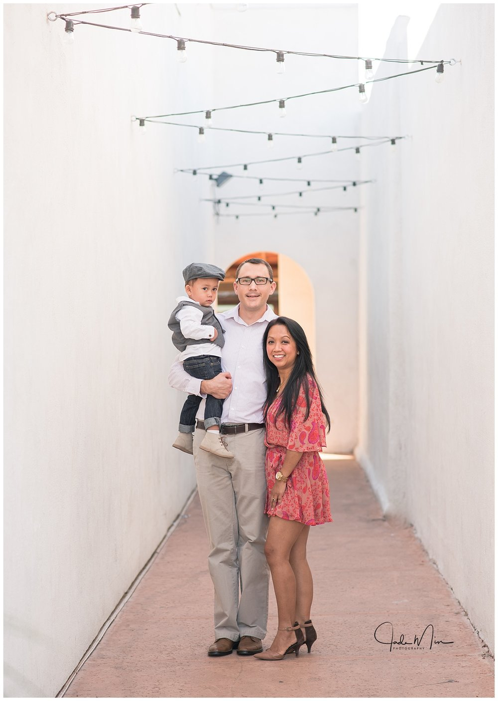 Downtown Gilbert, Arizona, Family Photography, Family Portraits, Children's Photography