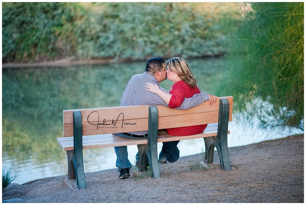 Gilbert, Riparian Preserve, Couples Photography, November, Fall