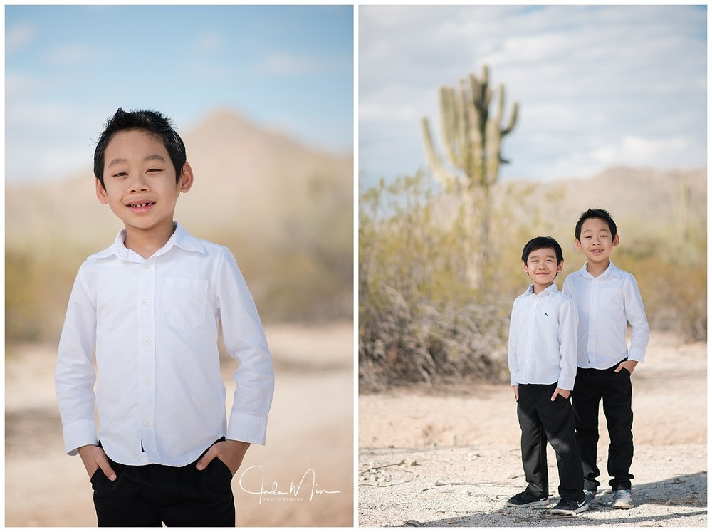 Jayden and his little brother, Jacob. These boys are so cute! They're natural models and even knew how to pose without any direction from me - loved it!