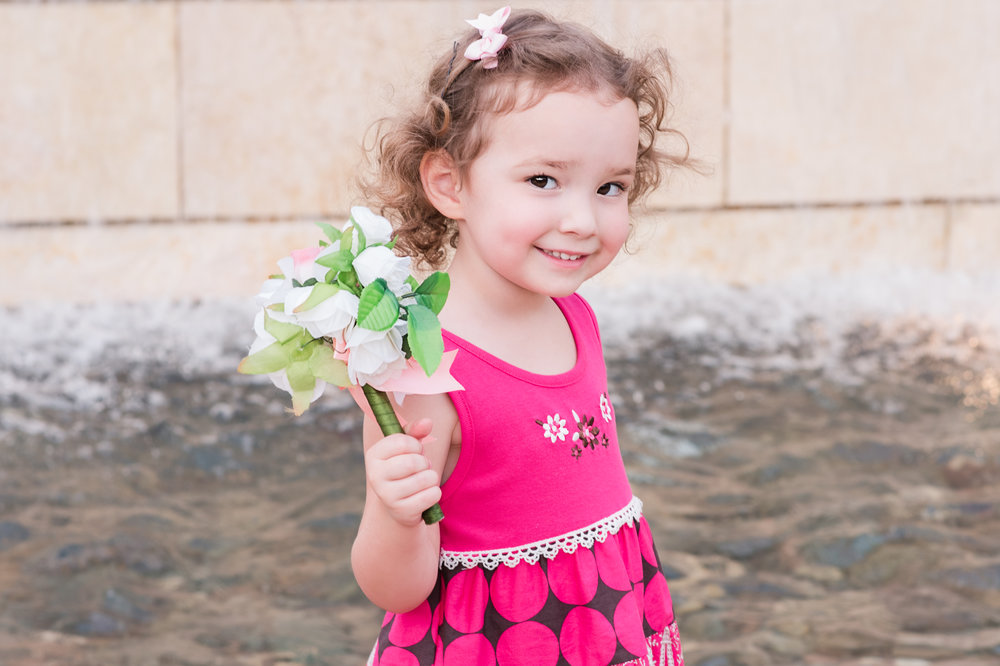 Charlotte definitely kept me on my toes during our family photo session. She is such a ham, and such a sweet little girl. I loved our photo session at the JW Marriott at Desert Ridge in Phoenix, Arizona.