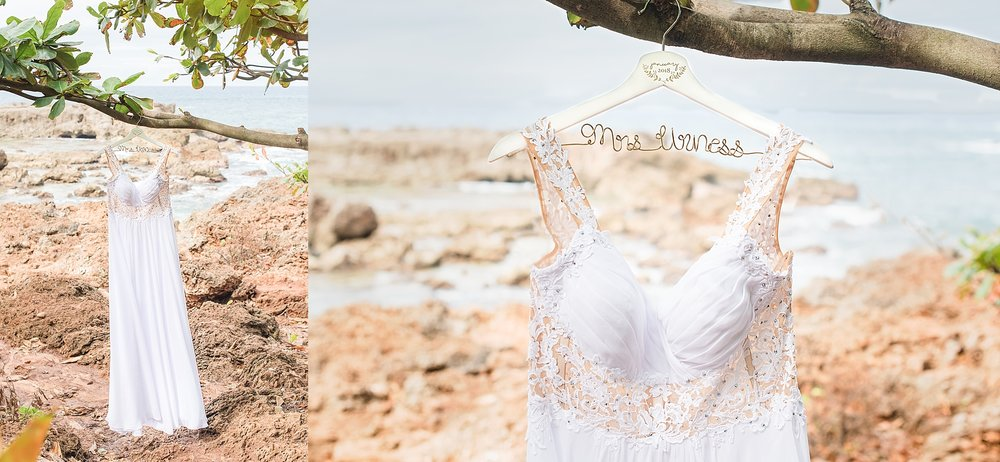 I also took the opportunity to snap some photos of my wedding dress - but of course right?