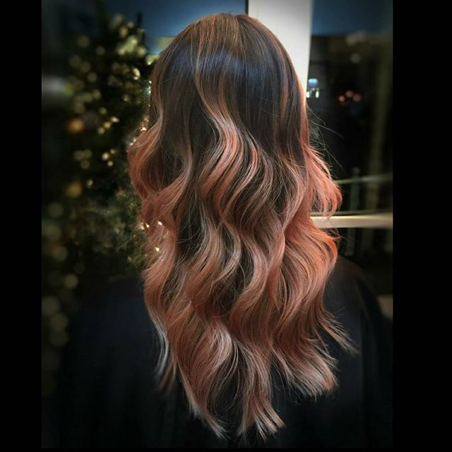 Rose Gold Perfection by @melissa.alyson.5