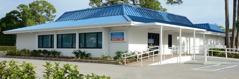 Sarasota Memorial Urgent Care Center - Sarasota, FL