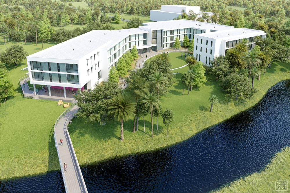 Ringling College Student Housing - Sarasota, FL