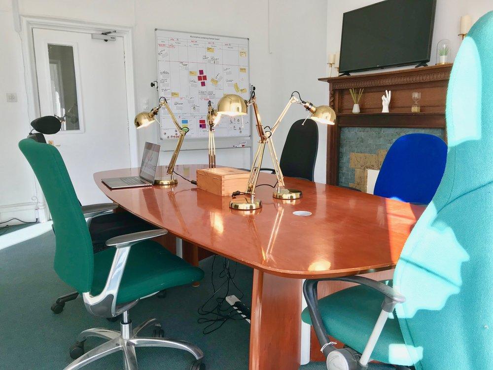 Board Room - Hot Desks