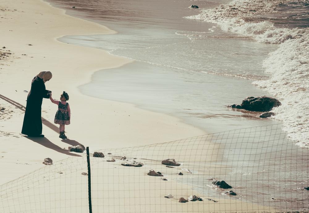 """Jaffa Beach,"" 2016  Luis Curiel"
