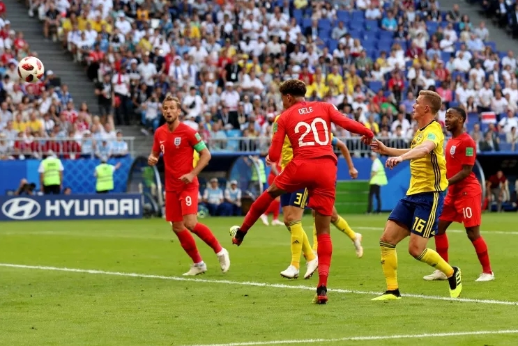 Excluding penalties, 6 of England's 12 goals at Russia 2018 came directly or indirectly from well-communicated, tactical set-pieces.