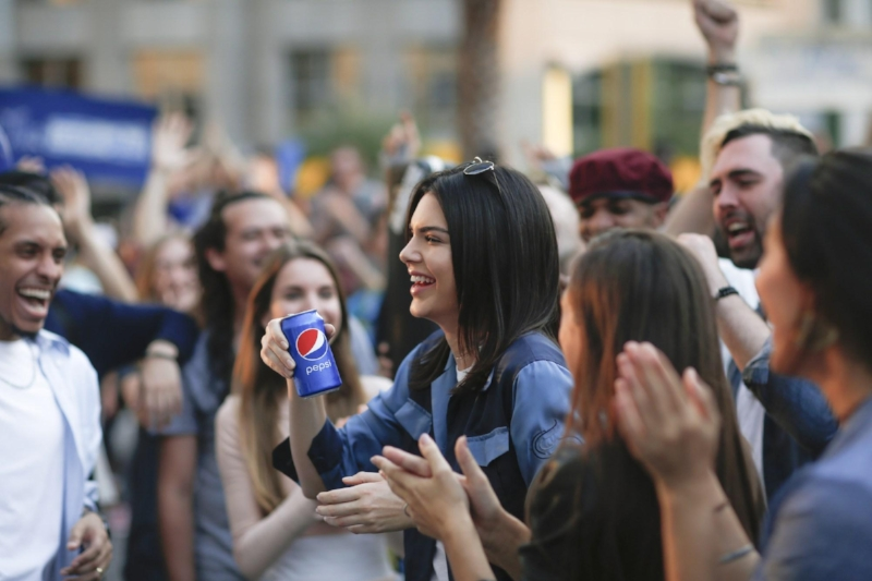 Kendall Jenner's Pepsi ad, which depicted a Black Lives Matter-type protest, was pulled after backlash.