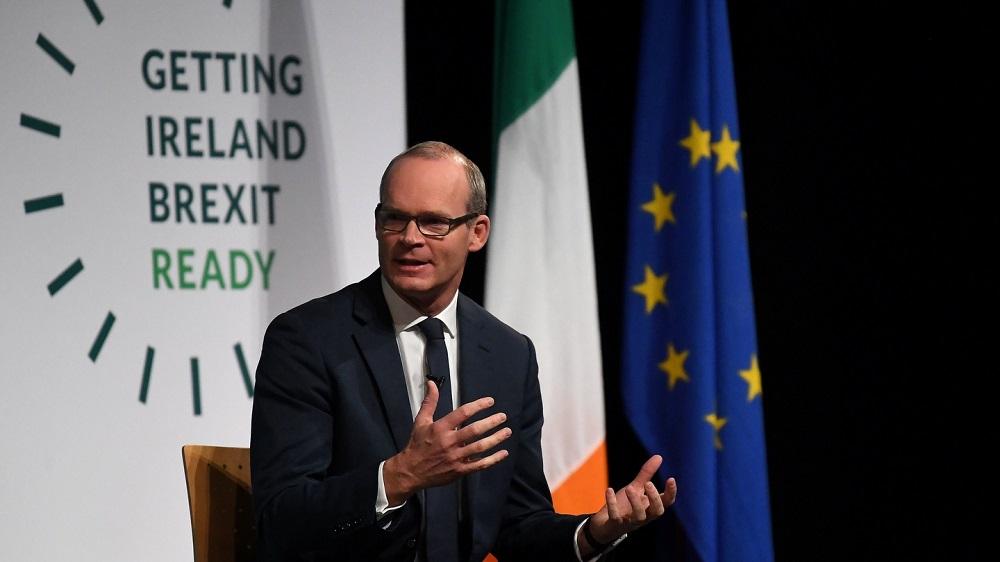 Tánaiste and Minister for Foreign Affairs Simon Coveney.  Photo credit: Clodagh Kilcoyne/Reuters.