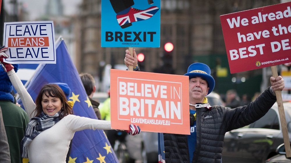 Nearly three years on, Brexit still has the UK divided.
