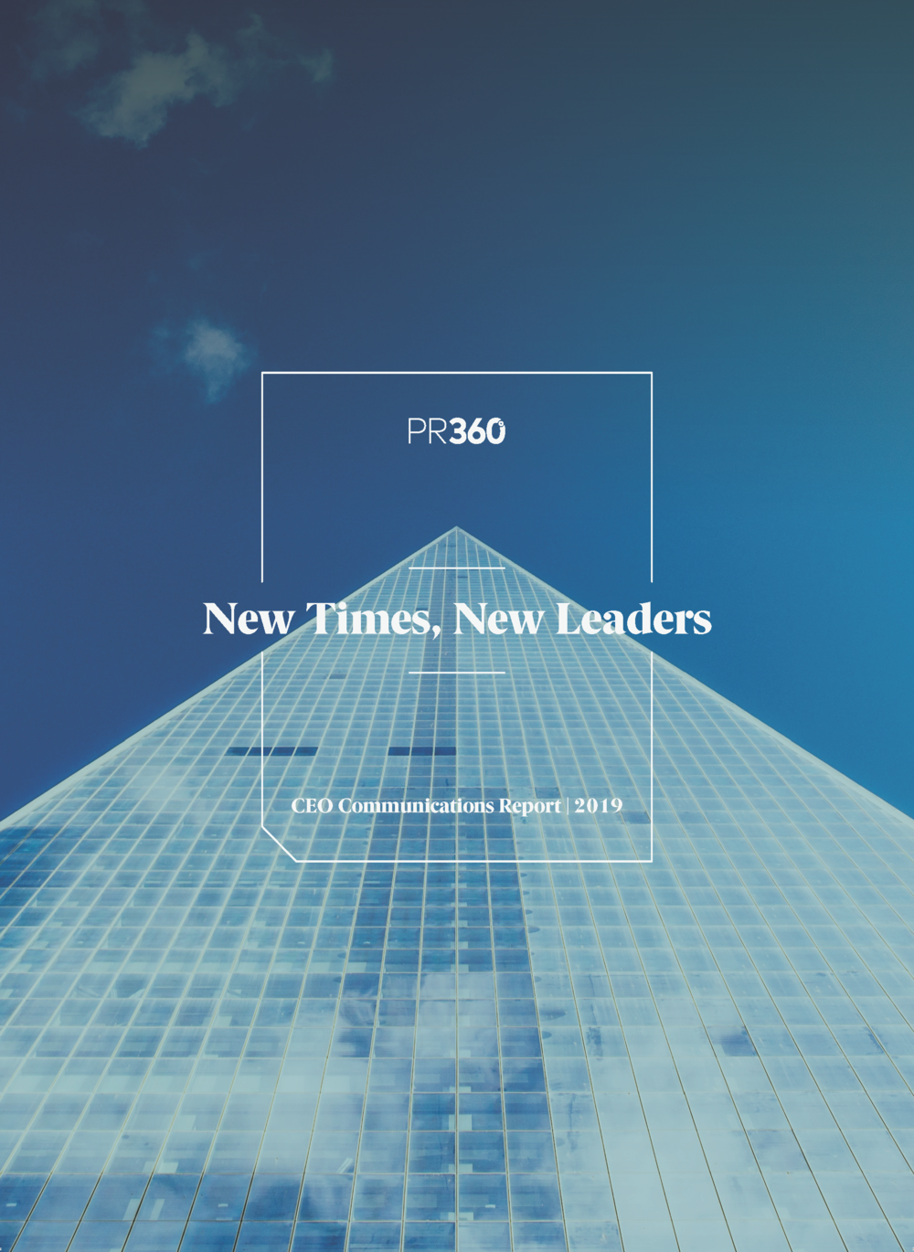 New Times, New Leaders