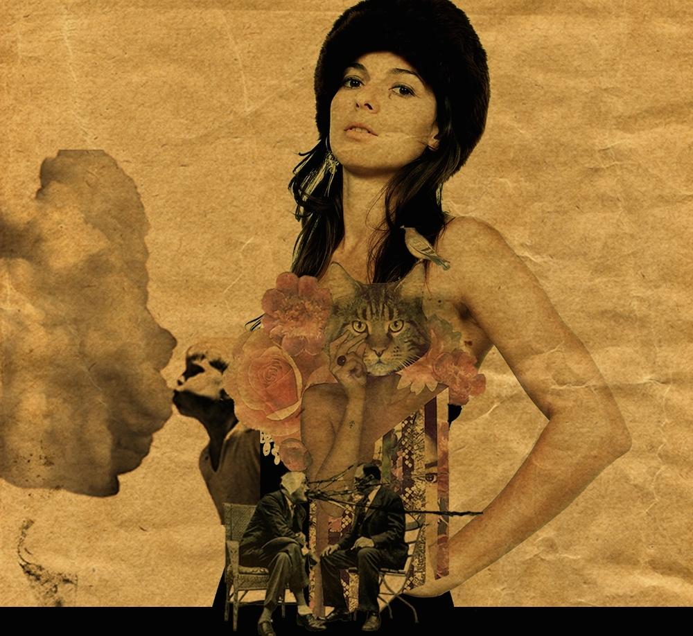Photographer : Hugh Fox  Poster Design: Pavel Zayas for Balkan Fever Party - Seville