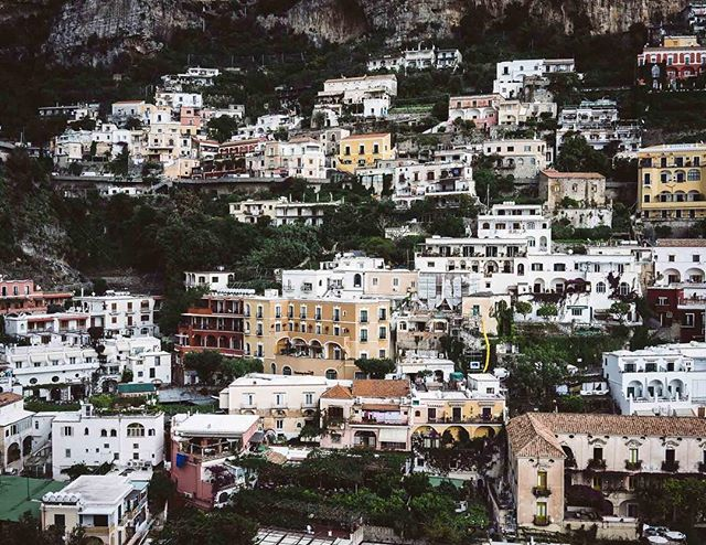 So worth the hike. 😌 | Positano, Amalfi Coast | #theluxebook