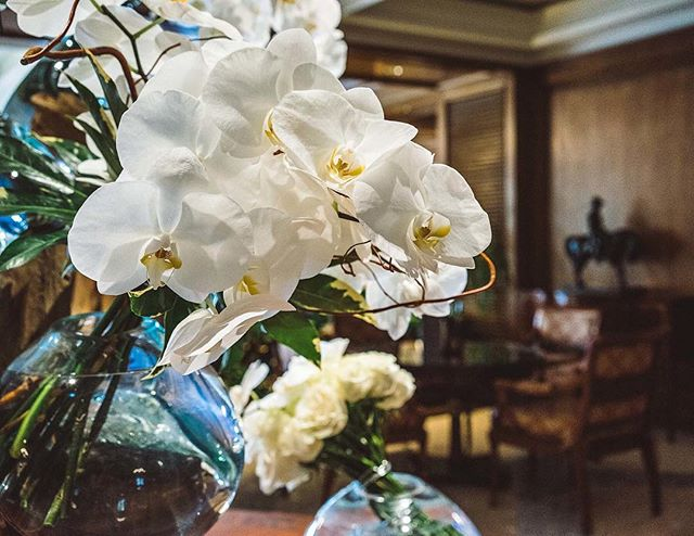 Classic beauty inside the lobby at Ritz-Carlton, Amelia Island. | Amelia Island, Florida | #theluxebook