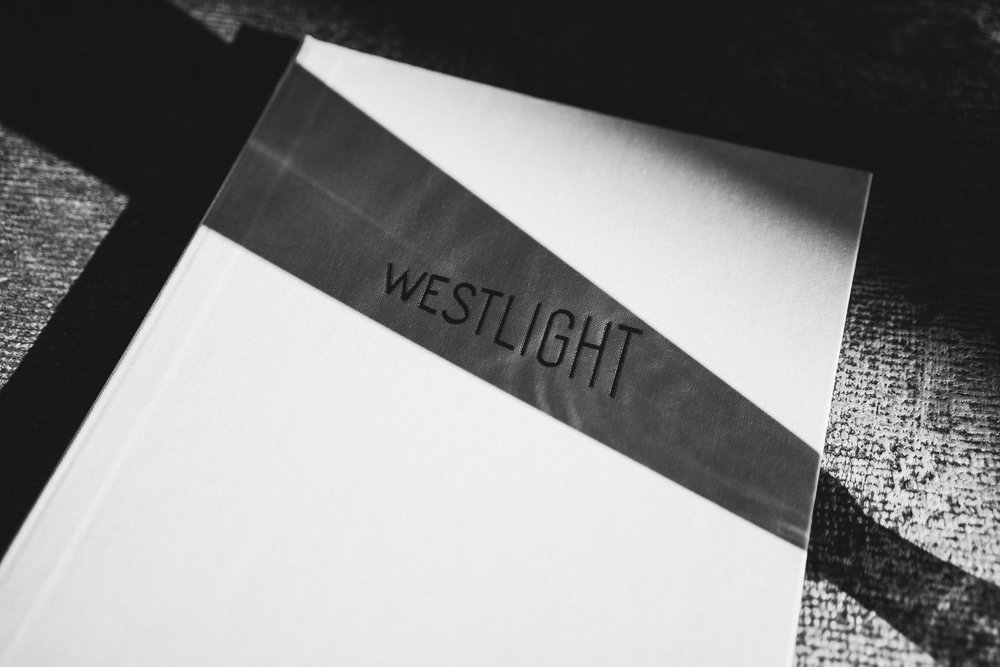 The Westlight restaurant's menu, Brooklyn, New York.