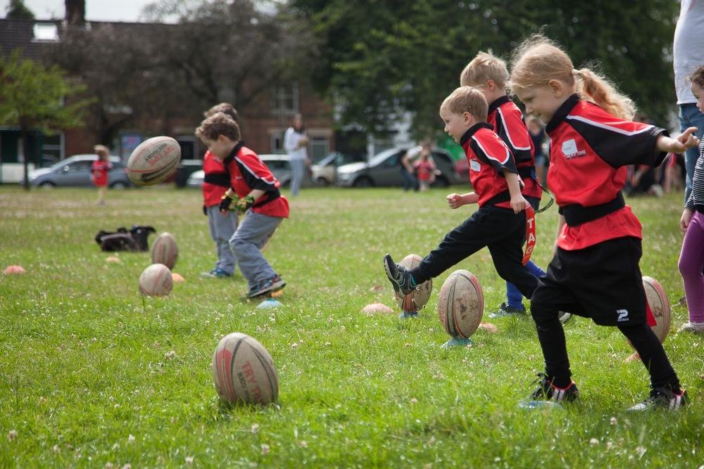 kids rugby club