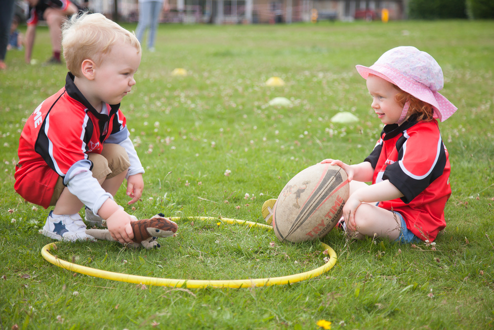 rugby for 2 year olds