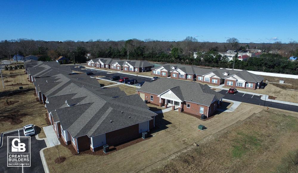 Magnolia Senior Village (January, 2017)