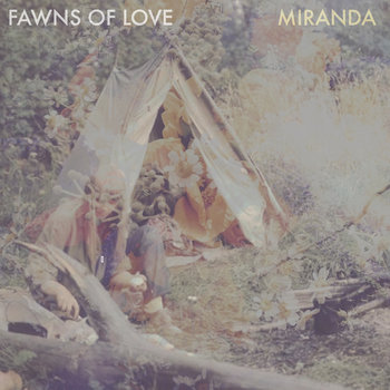 MIRANDA B/W GIRLS (2016)  CASSETTE/MP3/FLAC