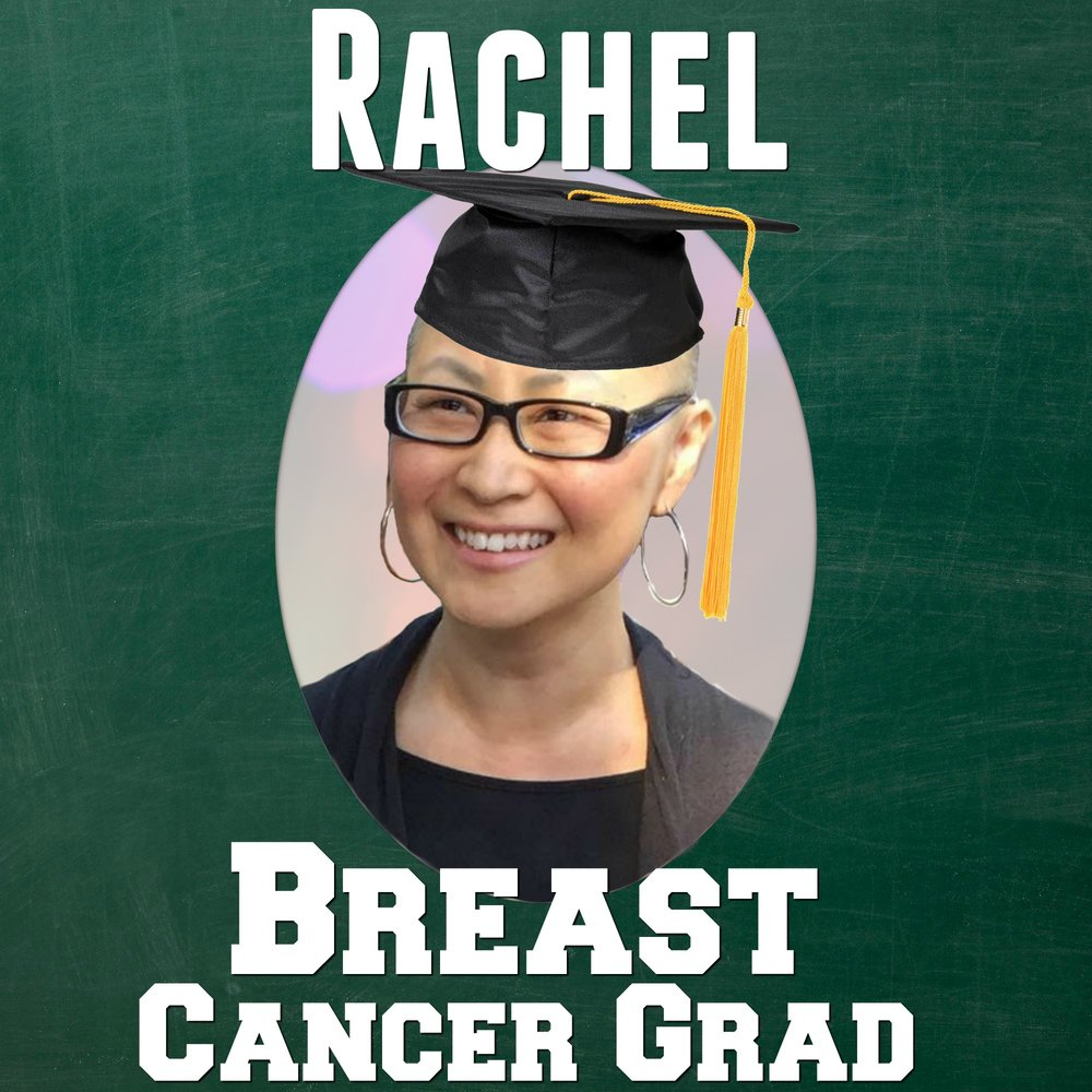 Rachel Park ParkPuff Breast Cancer CancerGrad