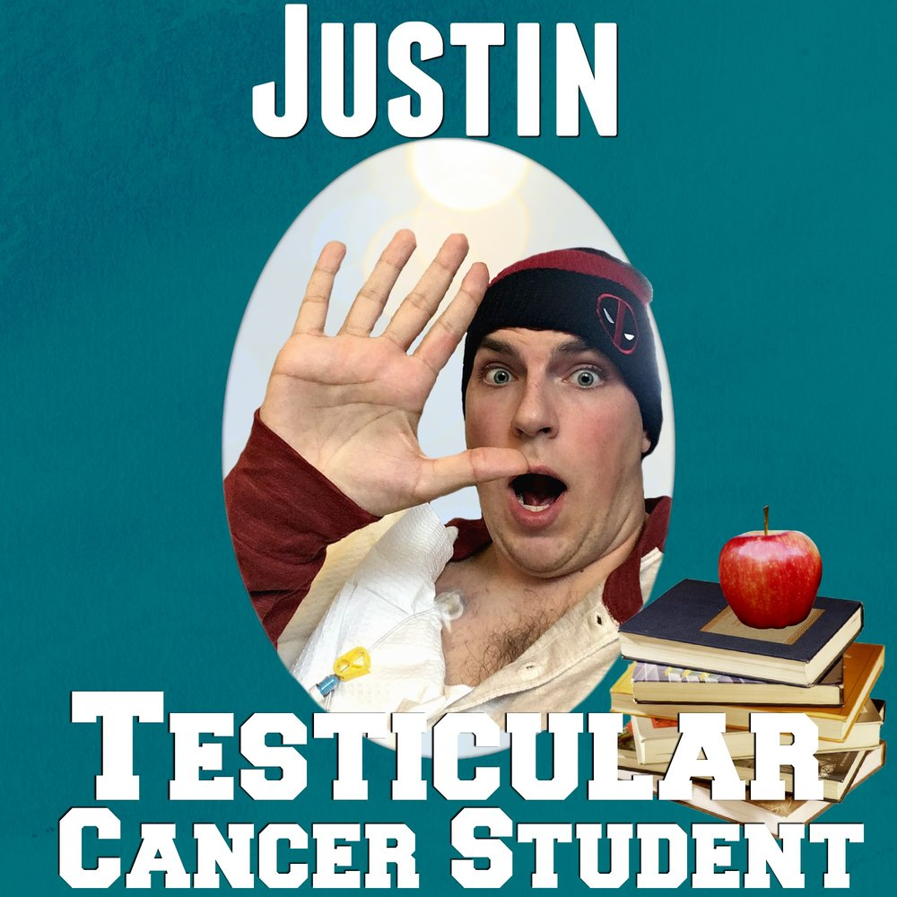 Justin Birckbichler Testicular Cancer CancerGrad Cancer Grad Yearbook