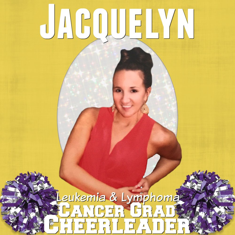 Jacquelyn Cancer Grad Yearbook