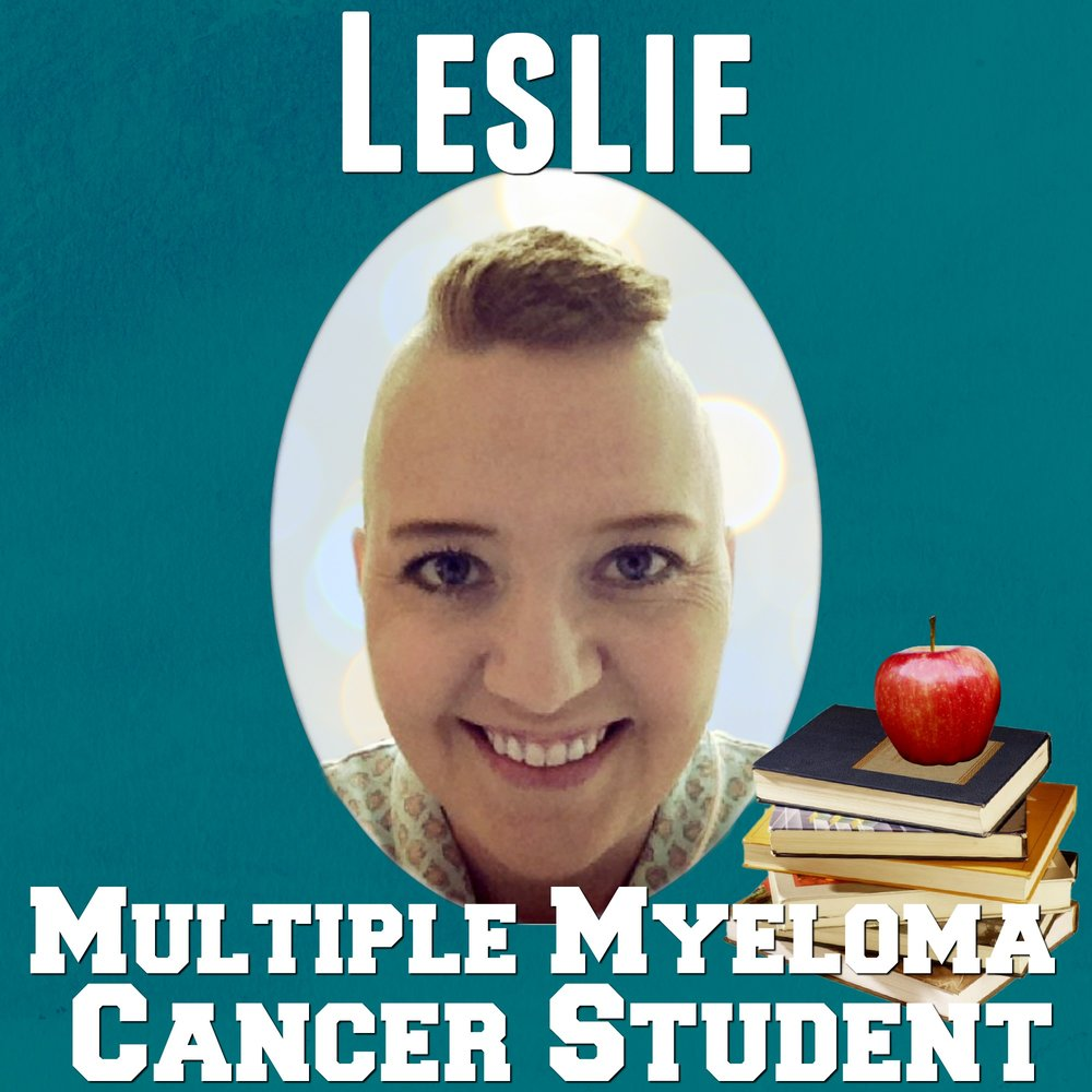 Leslie Wooten Multiple Myeloma Cancer Student Cancergrad Yearbook Cancer Grad