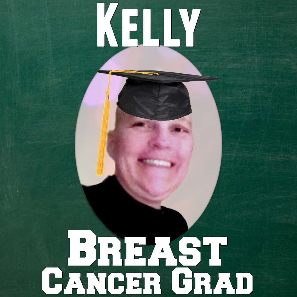 Kelly Cotter Yearbook Cancer Grad CancerGrad Breast Cancer