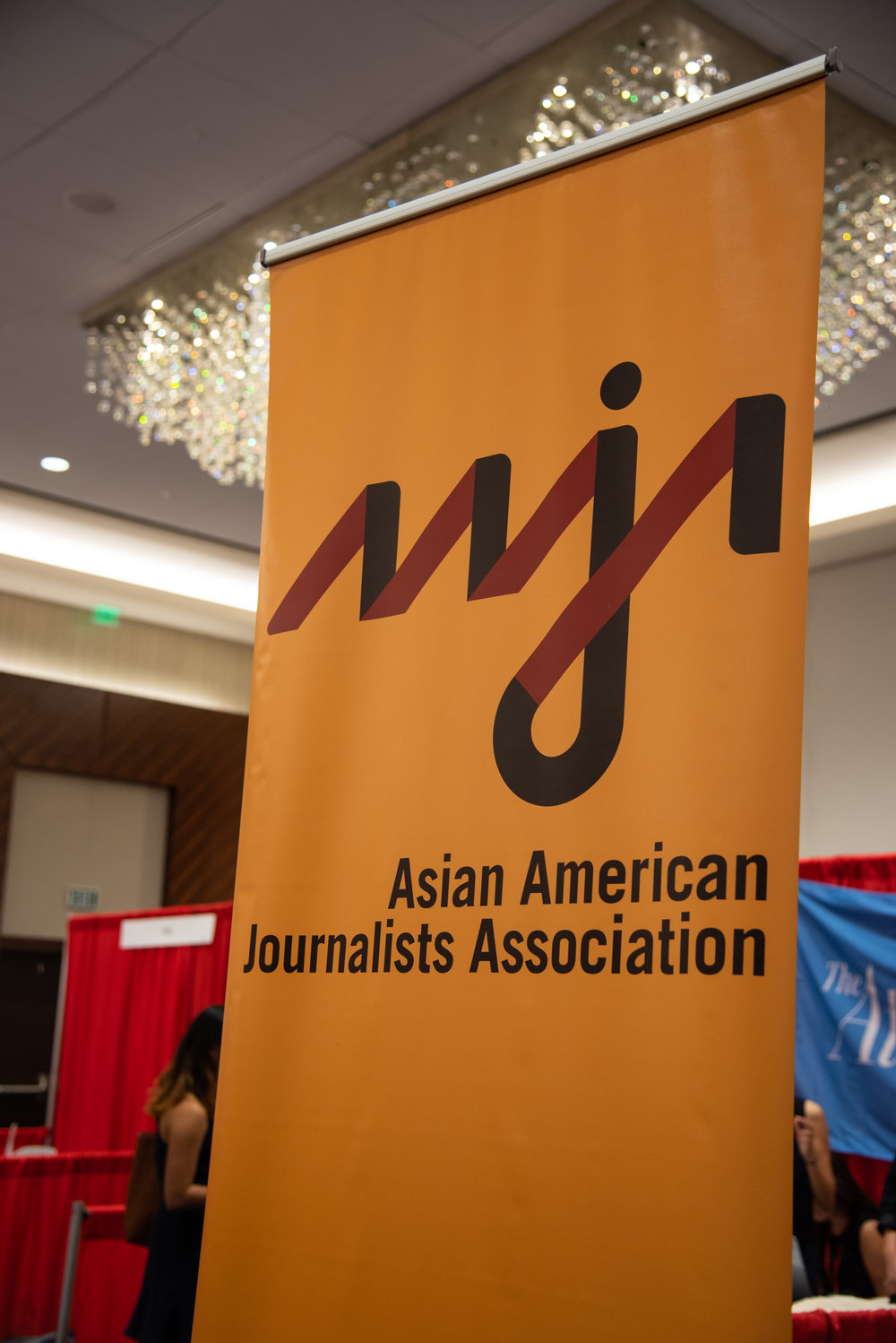 The Asian American Journalists Association Convention is just one of several attended by Think.Public.Media. each year.