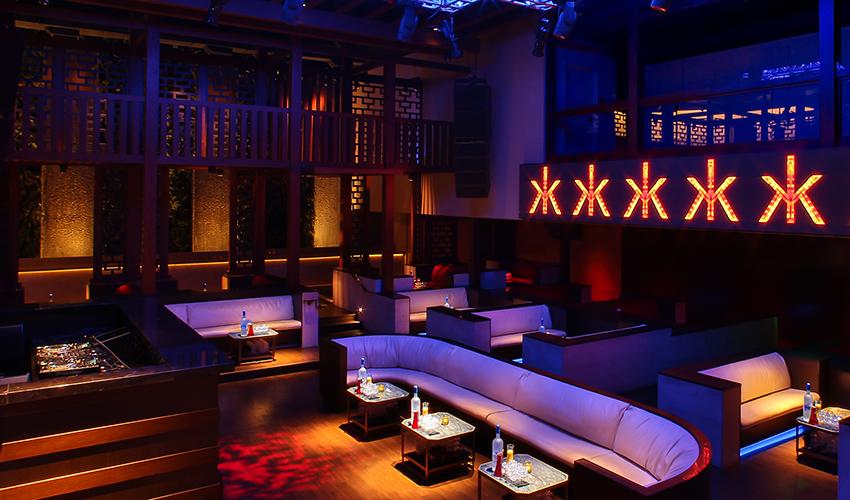 Hakkasan Las Vegas & Remote Controlled Lighting - Spotlights u2014 McCoy Associates Inc. azcodes.com