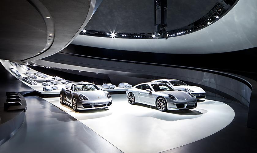 Porsche Autostadt Pavilion