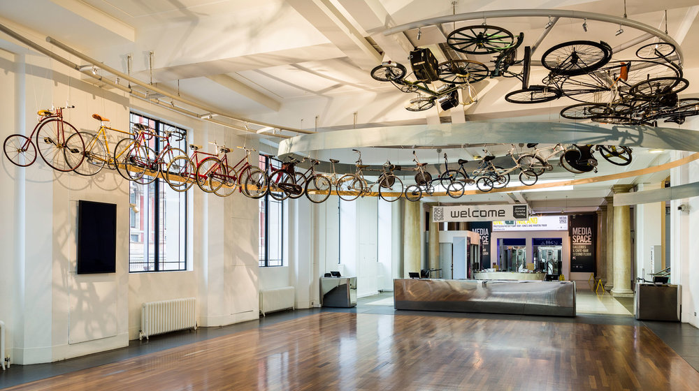 Science Museum - Bicycle Tour