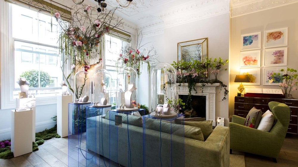 Mappin & Webb Showrooms