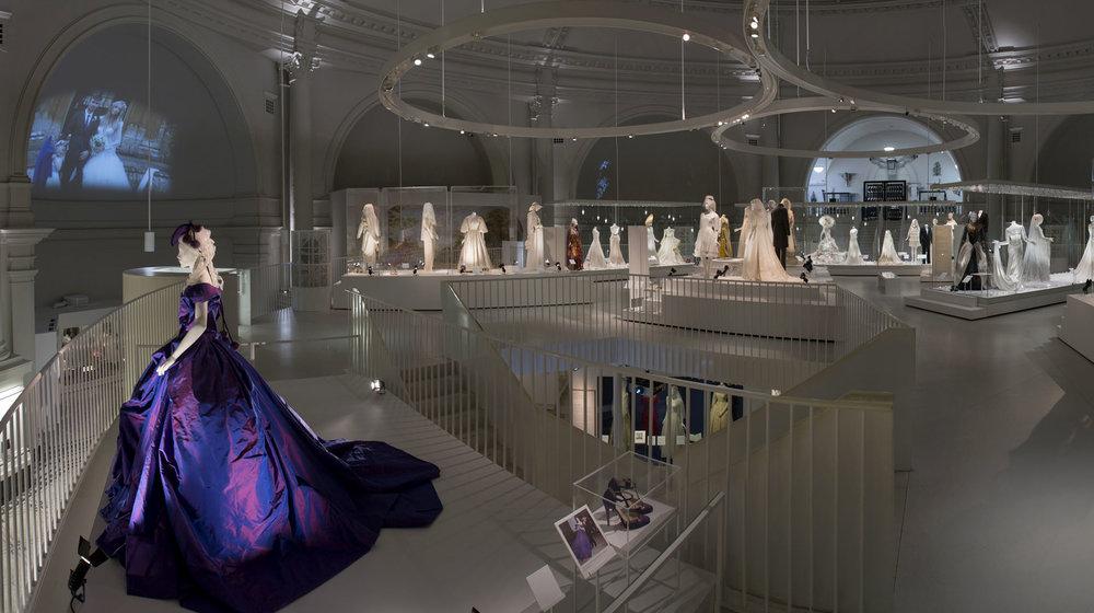 V&A Museum - Wedding Dresses