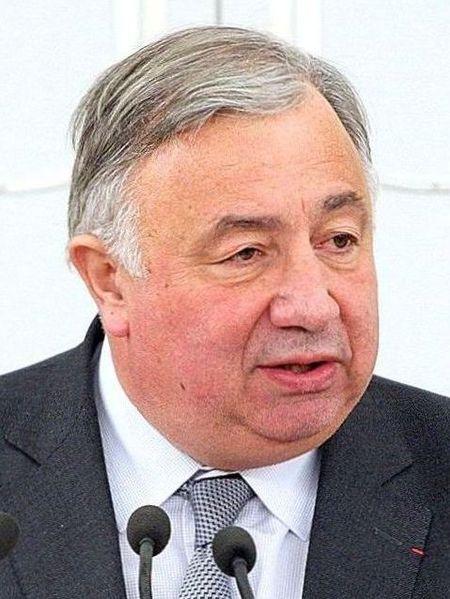 Gérard Larcher, Président LR réélu du Sénat