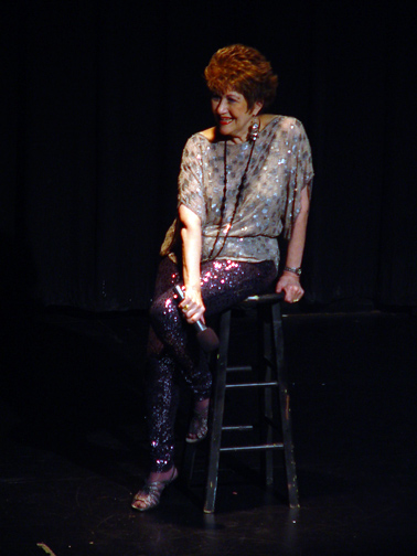 Joan Jaffe's MAN-ha-ha-ha-TAN  Abingdon Theatre (NYC)