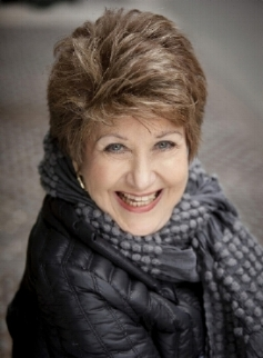 Joan Jaffe - Headshot