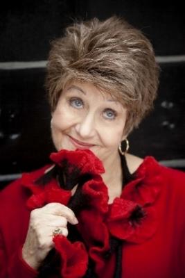 Joan Jaffe - Headshot by Pop Studios
