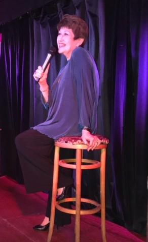 Joan Jaffe -  SOMETHING COOL - at Pangea (NYC)
