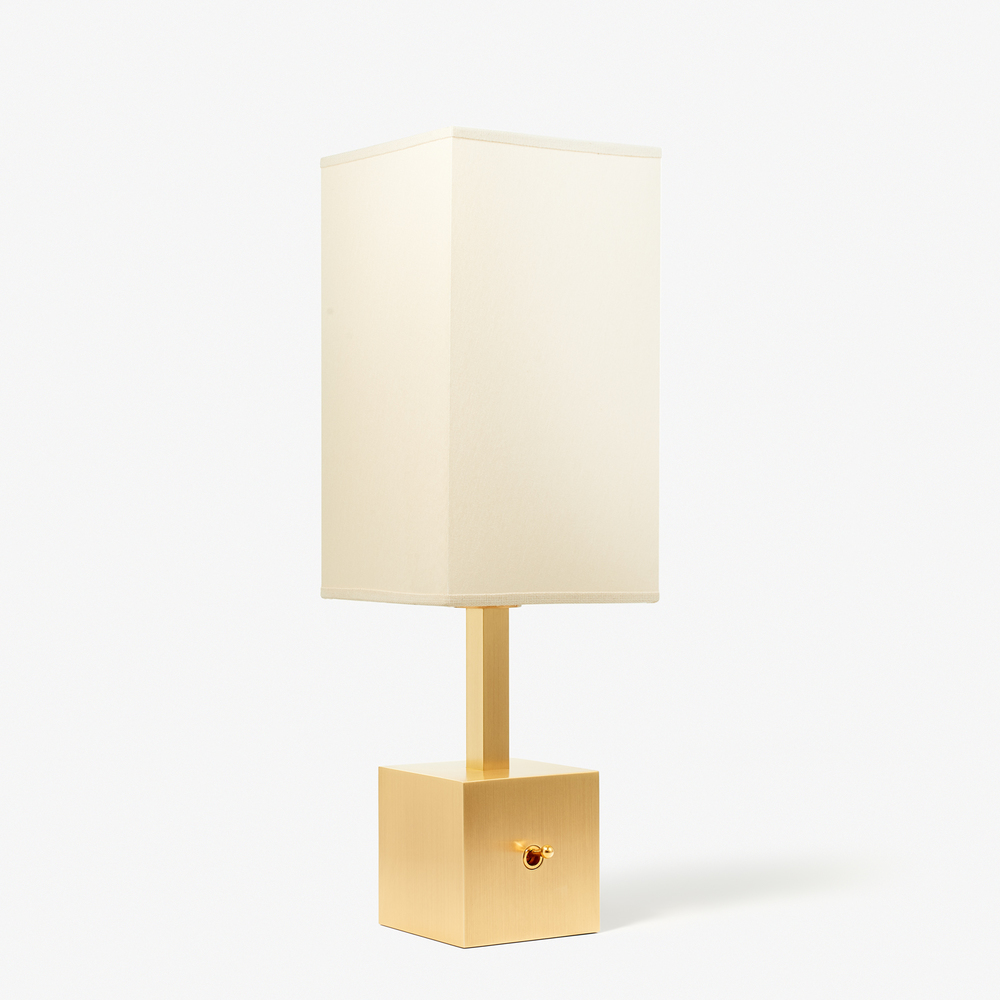 LVL-USA - Table Lamp - Concorde - Bronze Medaille Clair Base