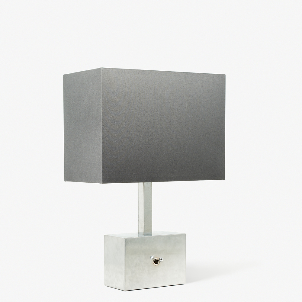 LVL-USA - Table Lamp - Opera - Chromé Martélé Base