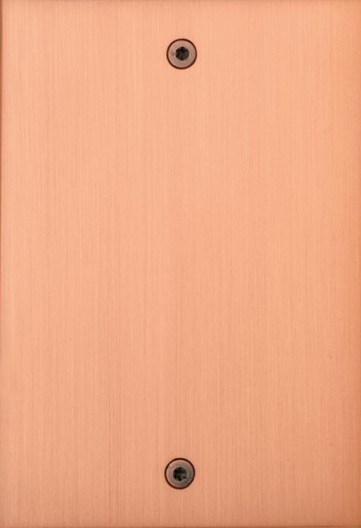 Cuivre Satiné (Satin Copper)
